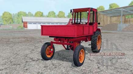 T-16M helle rote Farbe für Farming Simulator 2015