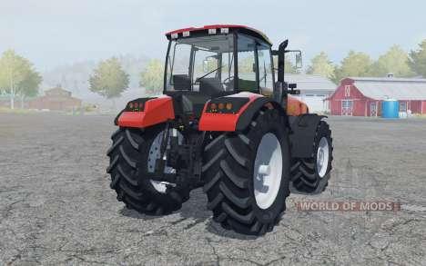 Belarus 3522 beweglichen Elementen für Farming Simulator 2013