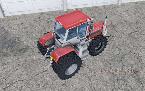 Schluter Super-Trac 2500 VL added rear wheels für Farming Simulator 2013