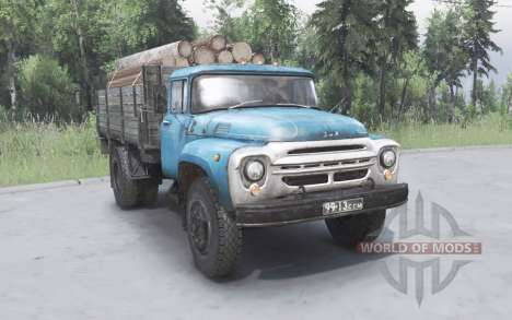 Zil-130 1964 pour Spin Tires