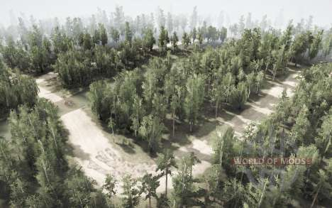 Forest one pour Spintires MudRunner