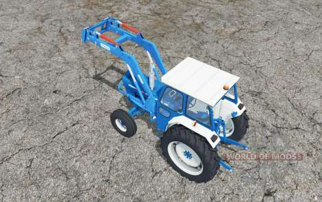 Ford 5000 1965 front loader pour Farming Simulator 2015