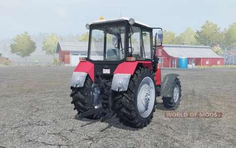 MTZ Belarus 820.4 manuelle Zündung für Farming Simulator 2013