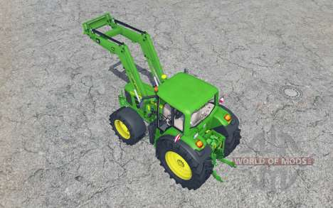 John Deere 6930 Premium für Farming Simulator 2013