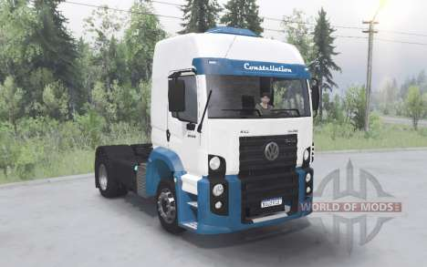 Volkswagen Constellation Tractor pour Spin Tires