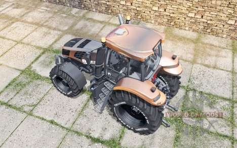 New Holland T8.380 Bronze Edition pour Farming Simulator 2017