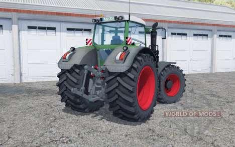 Fendt 933 Vario new tires für Farming Simulator 2013