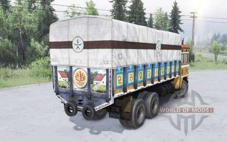 Tata 2515 pour Spin Tires