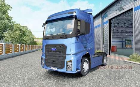 Ford F-Max 2018 pour Euro Truck Simulator 2