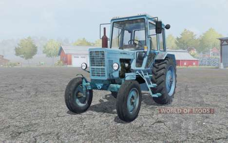 MTZ-80 Belaus 4x4 für Farming Simulator 2013