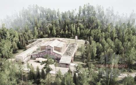 Notre La Région De L'Altaï pour Spintires MudRunner