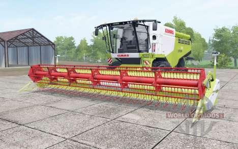Claas Lexion 760 more configurations pour Farming Simulator 2017