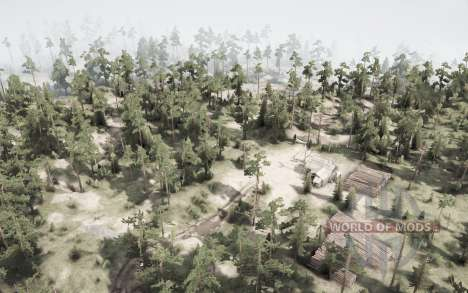 Hung Up pour Spintires MudRunner