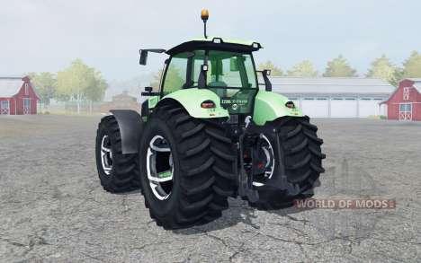 Deutz-Fahr Agrotron X 720 new wheel für Farming Simulator 2013