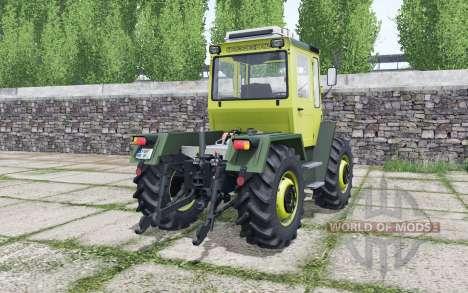 Mercedes-Benz Trac 800 more configurations pour Farming Simulator 2017