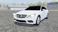 Mercedes-Benz E350 CDI (C207) 2009 für Farming Simulator 2013