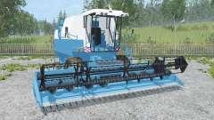 Fortschritt E 524 rich electric blue für Farming Simulator 2015