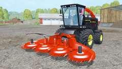 John Deere 7180 maize header pour Farming Simulator 2015