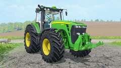 John Deere 8530 animated element pour Farming Simulator 2015