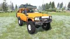 Toyota Land Cruiser 60 für MudRunner