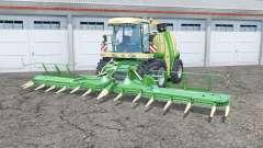 Krone BiG X 1100 selectable weight für Farming Simulator 2015