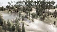 Die Flüsse des Ural für MudRunner