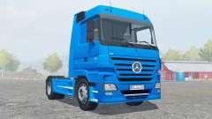 Mercedes-Benz Actros 1860 (MP2) 4x4 2005 für Farming Simulator 2013