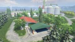 Agrarfrost v8.1 pour Farming Simulator 2013
