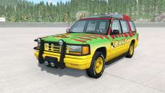 Gavril Roamer Tour Car Beamic Park v3.0 pour BeamNG Drive