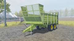 Fortschritt T088 changement bodyworƙ pour Farming Simulator 2013