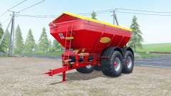 Bredal K165 increases spread für Farming Simulator 2017