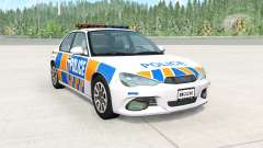 Hirochi Sunburst New Zealand Police v0.4 für BeamNG Drive