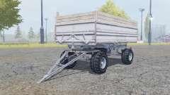 Fortschritt HW 80 pack pour Farming Simulator 2013