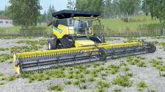 New Holland CR10.90 dynamic grainplane für Farming Simulator 2015