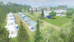 Ergahaath Valley pour Farming Simulator 2013