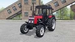 MTZ-820 Belarus Konsole, Frontlader für Farming Simulator 2017