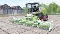 Claas Jaguar 980 android green für Farming Simulator 2017
