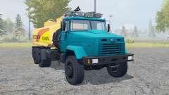 Der KrAZ-6322 LKW für Farming Simulator 2013
