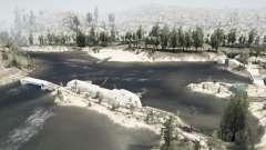 Die Kraft des Flusses für MudRunner