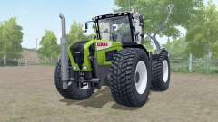 Claas Xerion 3000 Trac VC wheels selection pour Farming Simulator 2017