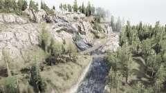 Projekt 321 - Berg Reisen für MudRunner