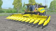 New Holland CR10.90 double à l'avant wheelʂ pour Farming Simulator 2015