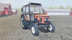 Zetor 7711 4x4 pour Farming Simulator 2013