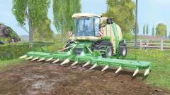 Krone BiG X 1100 silage tank für Farming Simulator 2015