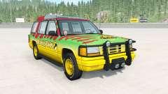 Gavril Roamer Tour Car Beamic Park v3.0.2 für BeamNG Drive