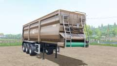 Krampe Sattel-Bandit 30-60 pale taupe pour Farming Simulator 2017