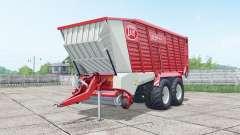 Lely Tigo XR 75 D wheels selection pour Farming Simulator 2017