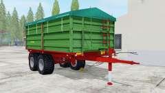 Pronar T683 ɗark lime green für Farming Simulator 2017