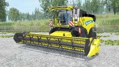 New Holland CR9.90 titanium yellow pour Farming Simulator 2015