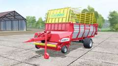 Pottinger EuroBoss 330 T coral red für Farming Simulator 2017